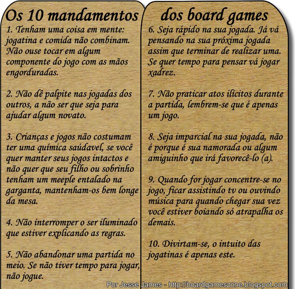 TOP 5 - Inimigos dos jogos - Página 3 10-mandamentos